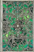 Ежедневник Paperblanks 2017 Esmeralda Mini